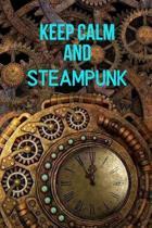 Keep Calm and Steampunk