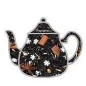 Snow chai, zwarte thee, 100 gram losse thee