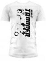 Merchandising STAR WARS 7 - T-Shirt Storm Trooper - White (L)