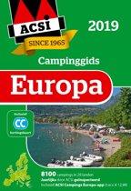ACSI Campinggids - Europa 2019 set 2 delen