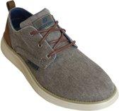 Skechers Status 2.0 Pexton schoenen heren grijs/bruin
