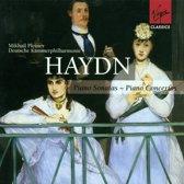 Haydn: Piano Sonatas, Piano Concertos / Mikhail Pletnev
