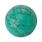 Quiges Verwisselbare Mini Munt Turquoise Natuursteen
