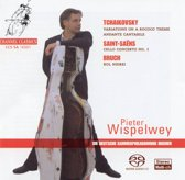 Tchaikovsky: Rococo Variations;  et al / Sepec, Wispelwey -SACD- (Hybride/Stereo/5.1)
