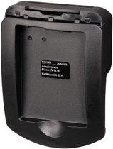 Adapterplaat TBV Hama's acculader (81200) (geschikt voor Nikon EN-EL14 accu.)