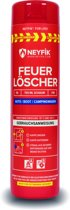 Neyfik spray-blusser 750 ml Auto, Boot, Camper Brandblusser