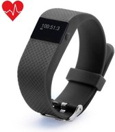 Fitness Activity Tracker - Zwart