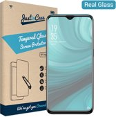 Just in Case Tempered Glass Oppo AX7 Protector - Arc Edges