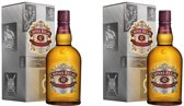 Chivas Regal 12 Years - 70 cl- 2-pack