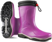 Dunlop K374061 Blizzard Roze Gevoerde Meisjeslaarzen PVC