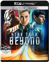 Star Trek - Beyond (4K Ultra HD Blu-ray)
