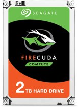 Seagate FireCuda - Interne harde schijf - 2 TB