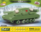 Cobi 60 Pcs Small Army /2247/ Nano Tank T-54