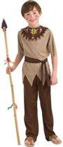 Indiaan - Kostuum - 5-6 jaar