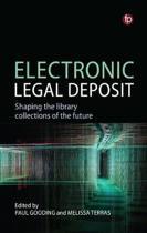 Electronic Legal Deposit