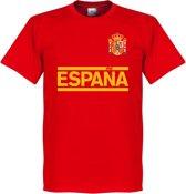 Spanje Team T-Shirt - L