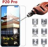 Huawei Phone Glazen schermbeschermer Huawei P20 Pro gehard glas | Gehard glas Screen protect Glas Cover Film