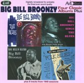 Four Classic Albums - Big Bill Broonzy