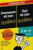 Voor Dummies - Dreamweaver MX 2004 + Flash MX 2004 voor Dummies