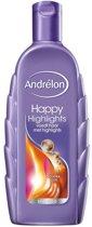 Shampoo happy highlights