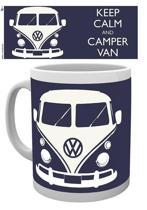 Vw Camper Keep Calm