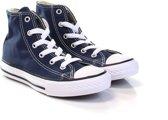 Converse Meisjes Sneakers Ctas Hi Kids - Blauw - Maat 33