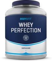 Body & Fit Whey Perfection - Eiwitpoeder / Eiwitshake - 2270 gram - Cappuccino milkshake