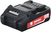 Metabo Batterij 18 V, 2,0 Ah, Li-Power