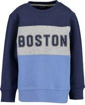 Blue Seven Jongens Sweater - blauw - Maat 116
