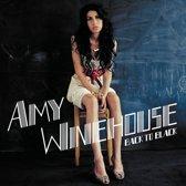 CD cover van Back To Black van Amy Winehouse