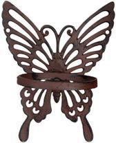 Bloempothouder vlinder in giftbox
