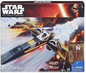 Star Wars Episode VII Poe's X-Wing Fighter