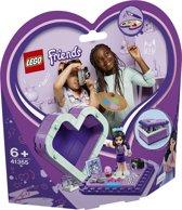 LEGO Friends Emma's Hartvormige Doos - 41355