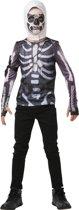 Tween Skull Trooper Fortnite verkleedpak jaar