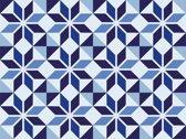 Vinyl vloervinyl | Mavi tegel motief kleed | 90x120cm