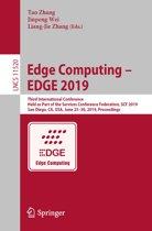 Edge Computing – EDGE 2019