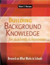 Building Background Knowledge for Academic Achievement