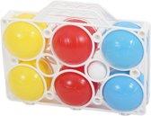 Jeu de Boules Set - 6 Ballen