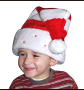 Kerstmuts - Kids - Rood/Wit
