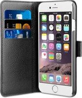 BeHello Wallet Case voor Apple iPhone 6/6S - Zwart