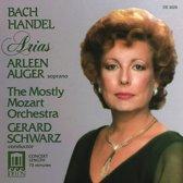 Bach, Handel: Arias / Auger, Schwarz, Mostly Mozart Orch