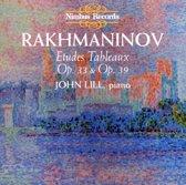 Etudes Tableaux Op. 33 & Op. 39