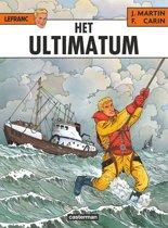 Lefranc 016 Het ultimatum