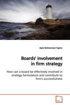 Boards' Involvement in Firm Strategy