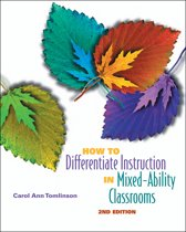 How to Differentiate Instruction in Mixed-Ability Classrooms, 2