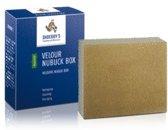 velour en nubuck box