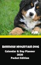 Bernese Mountain Dog Calendar & Day Planner 2020 Pocket Edition