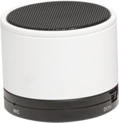 Denver BTS-21 - Draadloze Speaker - Wit - Met Bluetooth