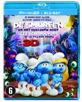 De Smurfen En Het Verloren Dorp (3D Blu-ray)