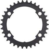 Shimano Kettingblad Fc-rs510 36t 11s 110 Mm Zwart